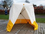 Work tent B2.1xL2.1xH2.00 m