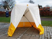 Work tent B3.5xL3.5xH2.15 m
