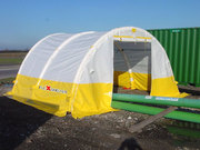 Inflatable Arched Work Tent 6.0x4.0 m
