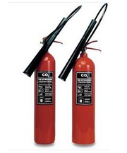 Co2 Fire Extinguishers in Ireland available at SafetyDirect.ie