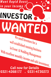 Investor Required