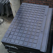 Safe and Efficient Railway Rubber Crossing Plate